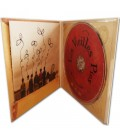 Digipack 2 volets format CD pressage cd digipack ouvert