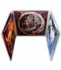 digipack 3 volets avec livret gauche 2 CD ouvert