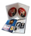 boitier double DVD + livret 4 pages
