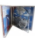 Boitier CD standard double CD interieur