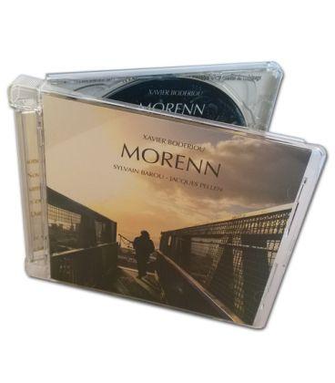 Pressage de CD en boitier Super Jewel Box