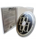 Boitier CD single extra plat - cd