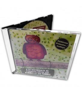Boitier CD slimbox ultra mince