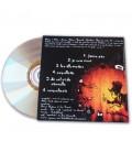 Pressage cd pochette carton single - verso