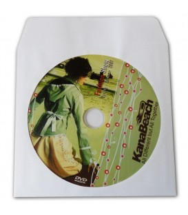 pressage DVD en pochette papier à fenêtre
