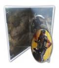 Boitier DVD standard pressage dvd slimbox transparent dvd