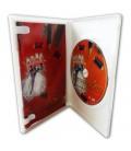 Boitier DVD standard boitier dvd blanc lvret 4 pages