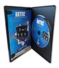 Boitier DVD standard pressage DVD boitier thinpack noir extra plat dvd ouvert