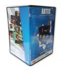 pressage DVD boitier thinpack noir extra plat dos