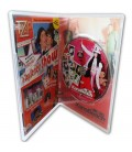 pressage dvd thinpack transparent ouvert