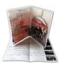 pressage dvd boitier standard transparent livret ouvert