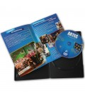 pressage DVD boitier thinpack noir extra plat livret dvd face