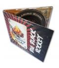 Digipack 2 volets format CD packaging CD en carton luxe vernis mat ou brillant