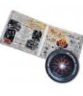 Digipack 2 volets format CD - ouvert
