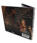 Digipack 2 volets format CD plateau noir dos livret