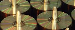 Duplication de CD et DVD